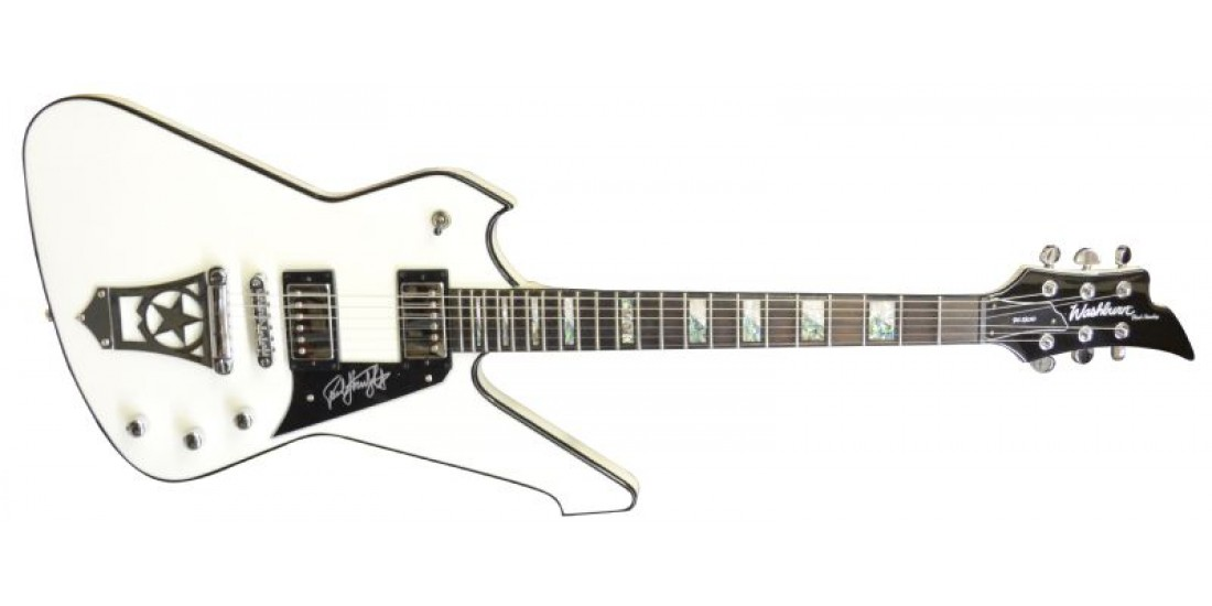 AUTOGRAPHED - Washburn PS1800 PAUL STANLEY Electric Guitar