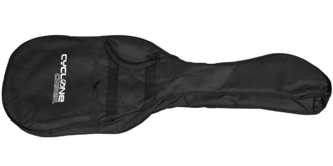 Cyclone CCGB610B Electric Bass Guitar Bag 10mm Padding