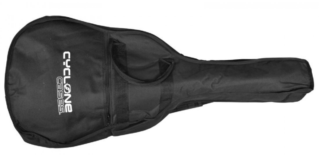 Cyclone CCGB610C Classical Guitar Bag 10mm Padding