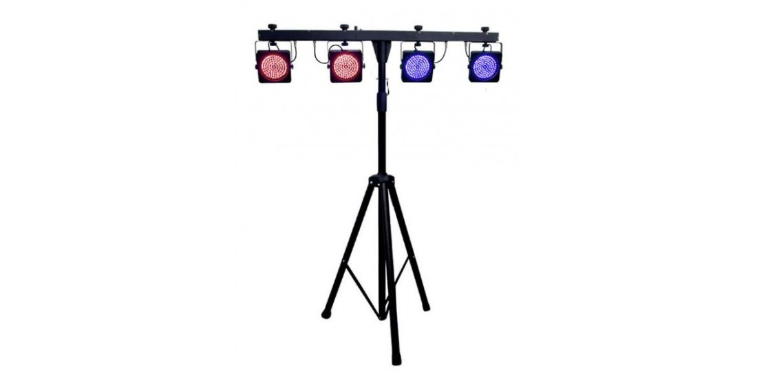 American Lighting Parbar 2 Led Party Bar