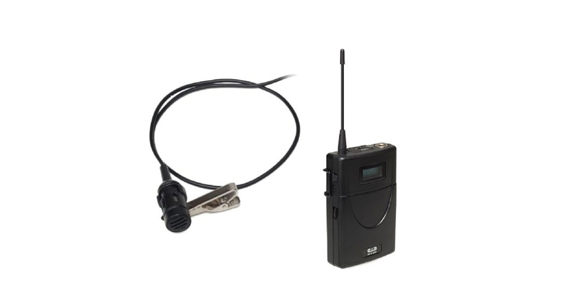 CAD Audio WX155A UHF Wireless Bodypack and Lavalier