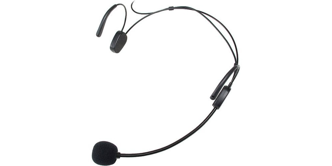 CAD 302 Cardioid Condenser Headset Microphone with TA4F Connector