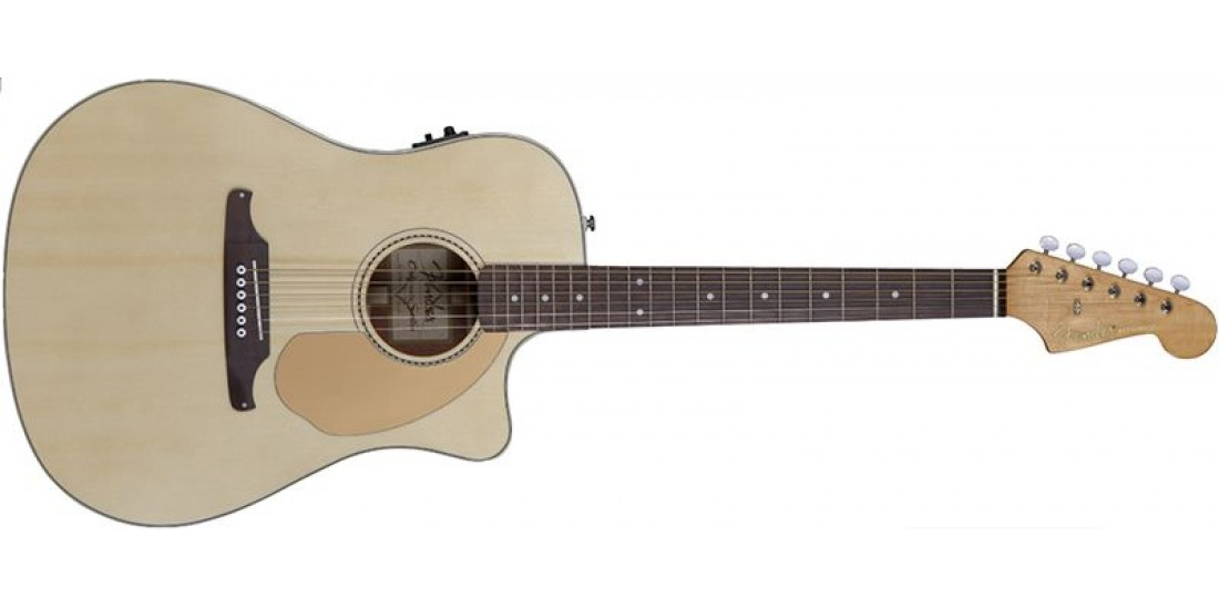 Fender Redondo CE California Series Electric Acoustic Guitar