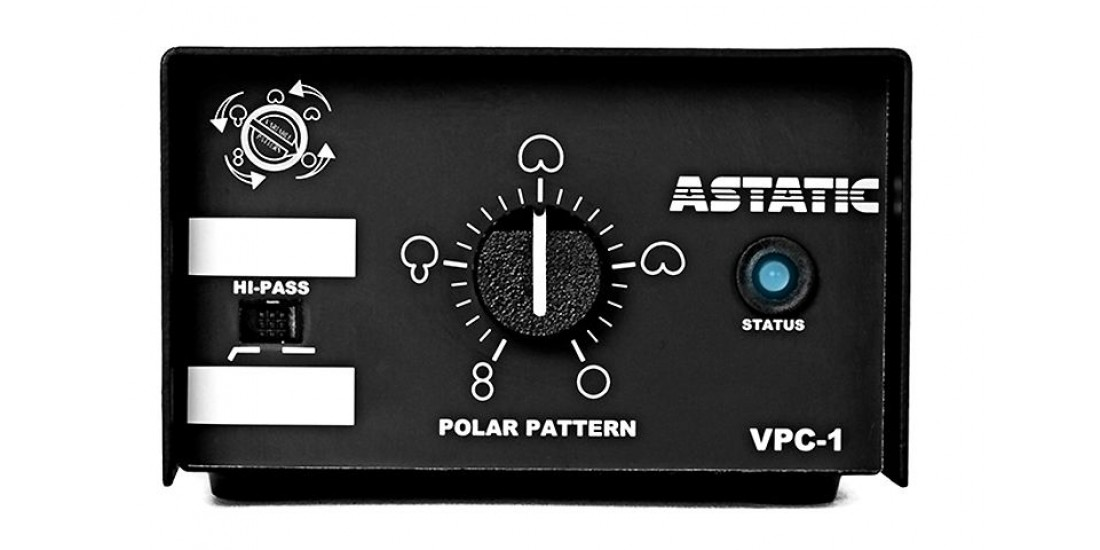 CAD Audio 1800VP Variable Pattern Podium Mic