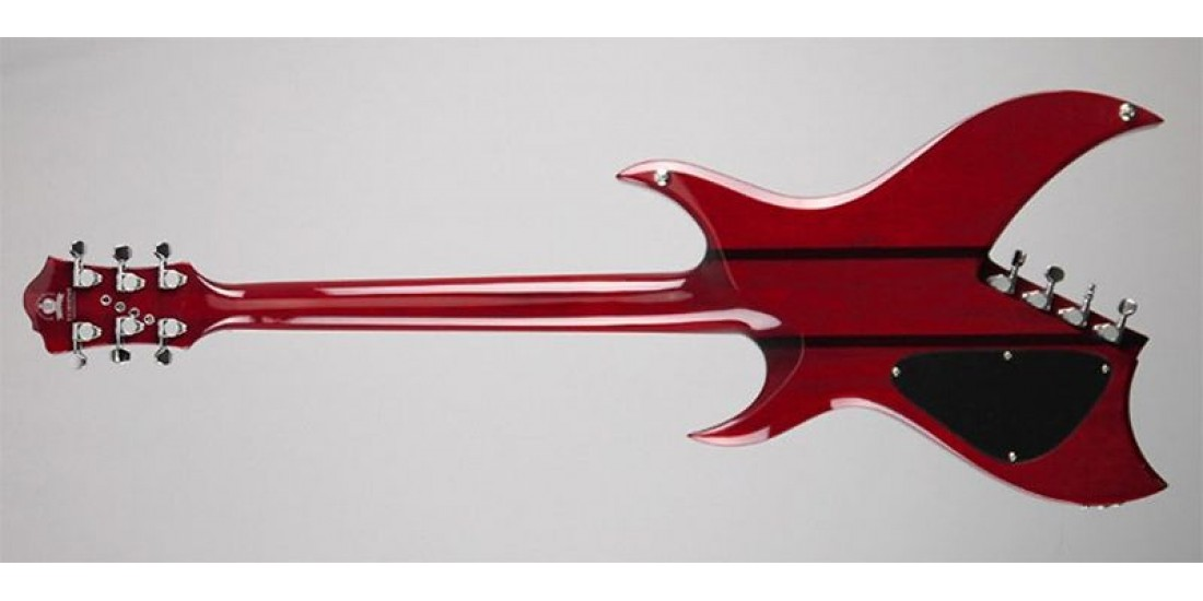 BC Rich Bich Perfect 10 Electric Guitar in Dragons Blood