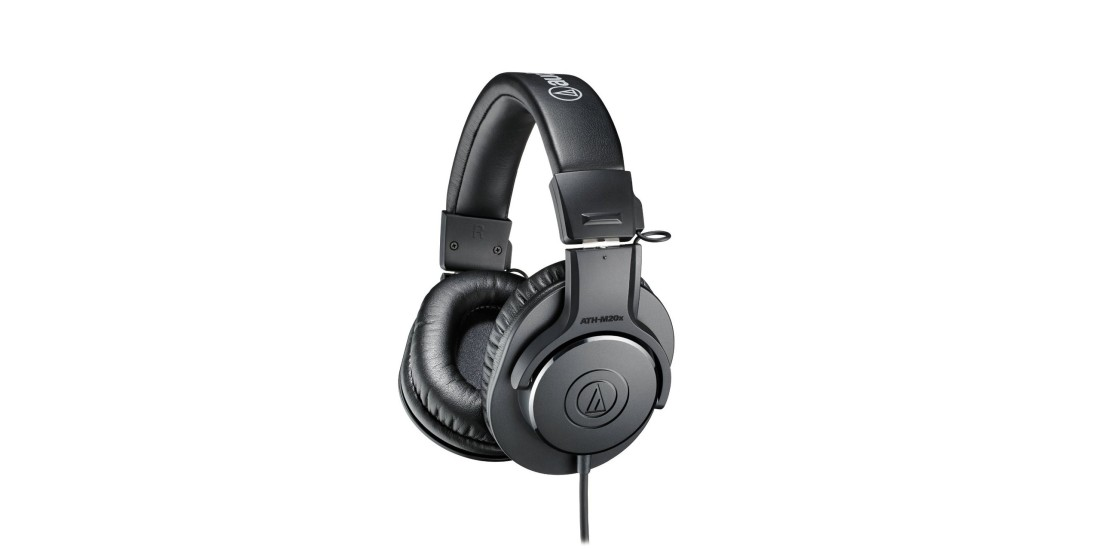 Audio Technica ATHM20X Studio Headphones