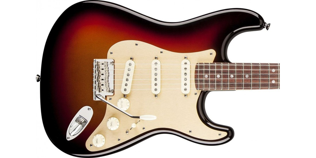 Fender Ltd Edition American Standard Stratocaster Electric Guitar Mystic Sunburst