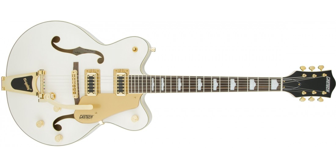 Open Box - Gretsch G5422TG Electromatic Series Electric Guitar Snow Crest White