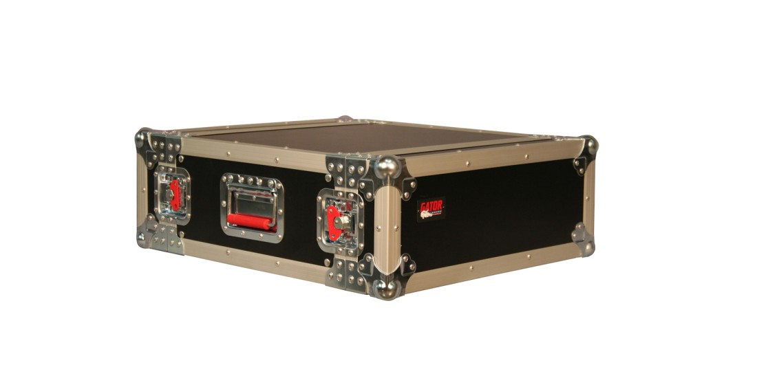 4U Standard Audio Road Rack Case