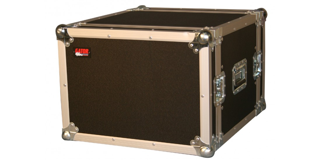 12U Standard Audio Road Rack Case