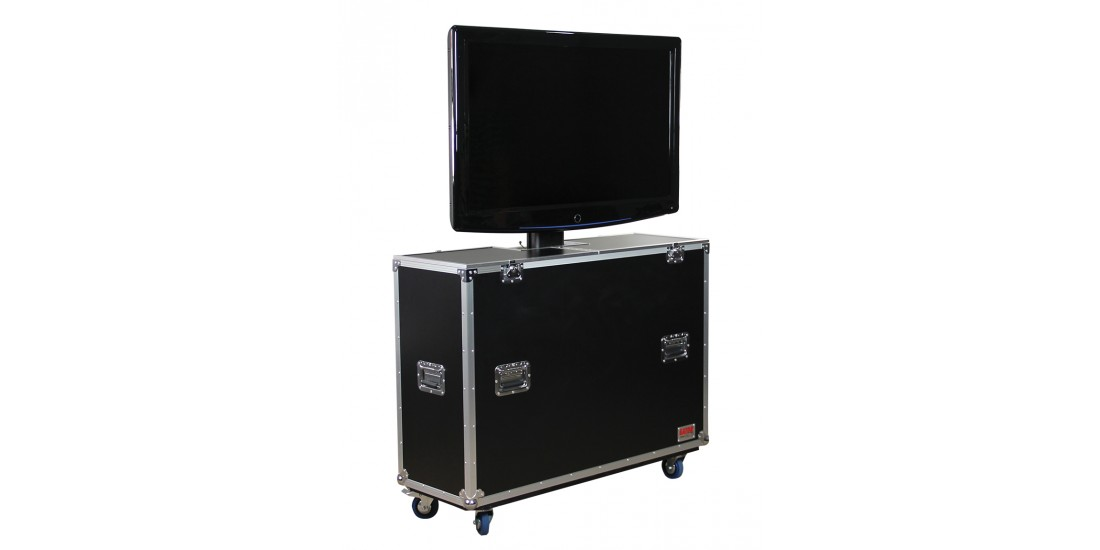 42 LCD/Plasma Electric Lift Road Case