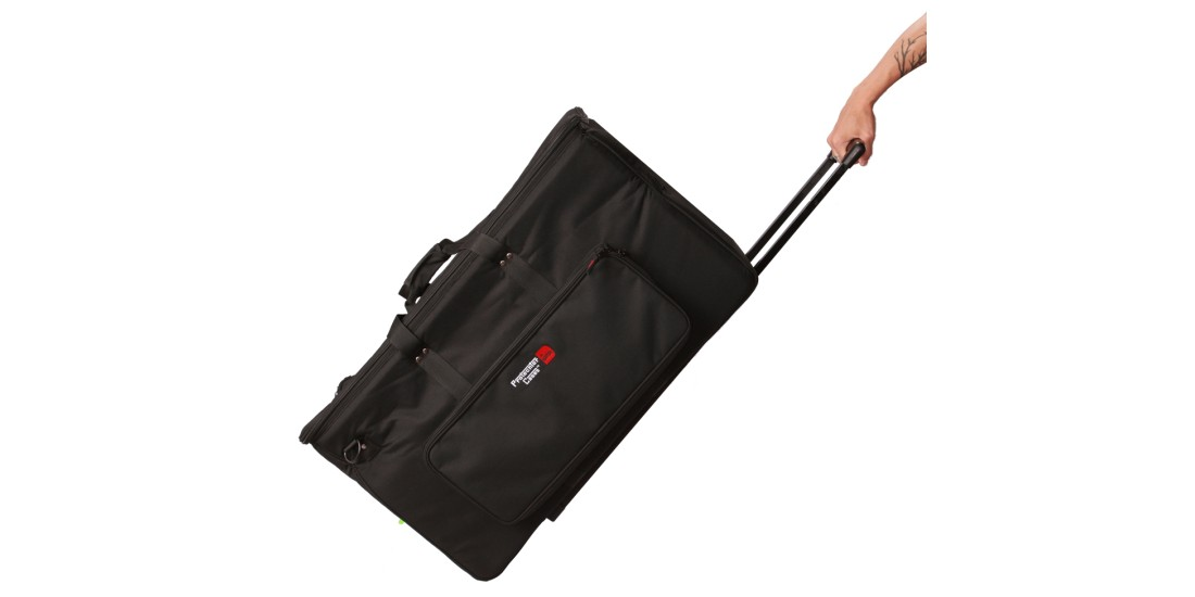 Large Artist Merchandise Bag with wheels