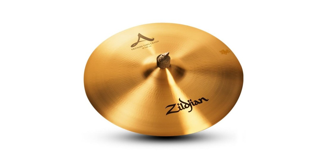 Zildjian Avedis A 19 Inch Medium Thin Crash Cymbal