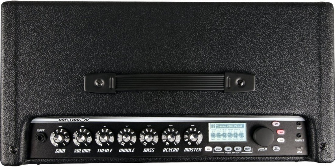 Fender Mustang III V.2 100 Watt Guitar Amplifier with USB Connectivity