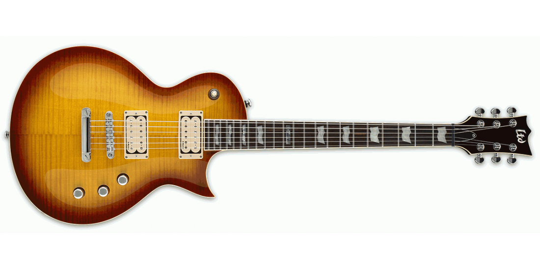 Demo - ESP Ltd EC401VF Faded Cherry Sunburst