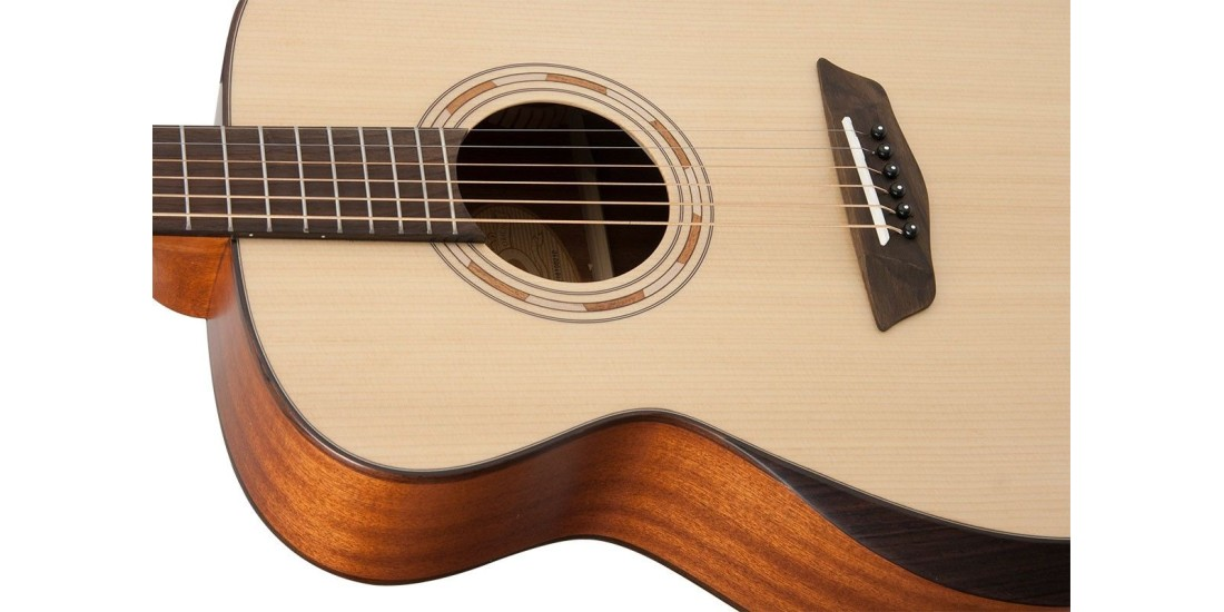 Open Box - Washburn WCG10SNS-O Grand Auditorium Solid Sitka Spruce Top