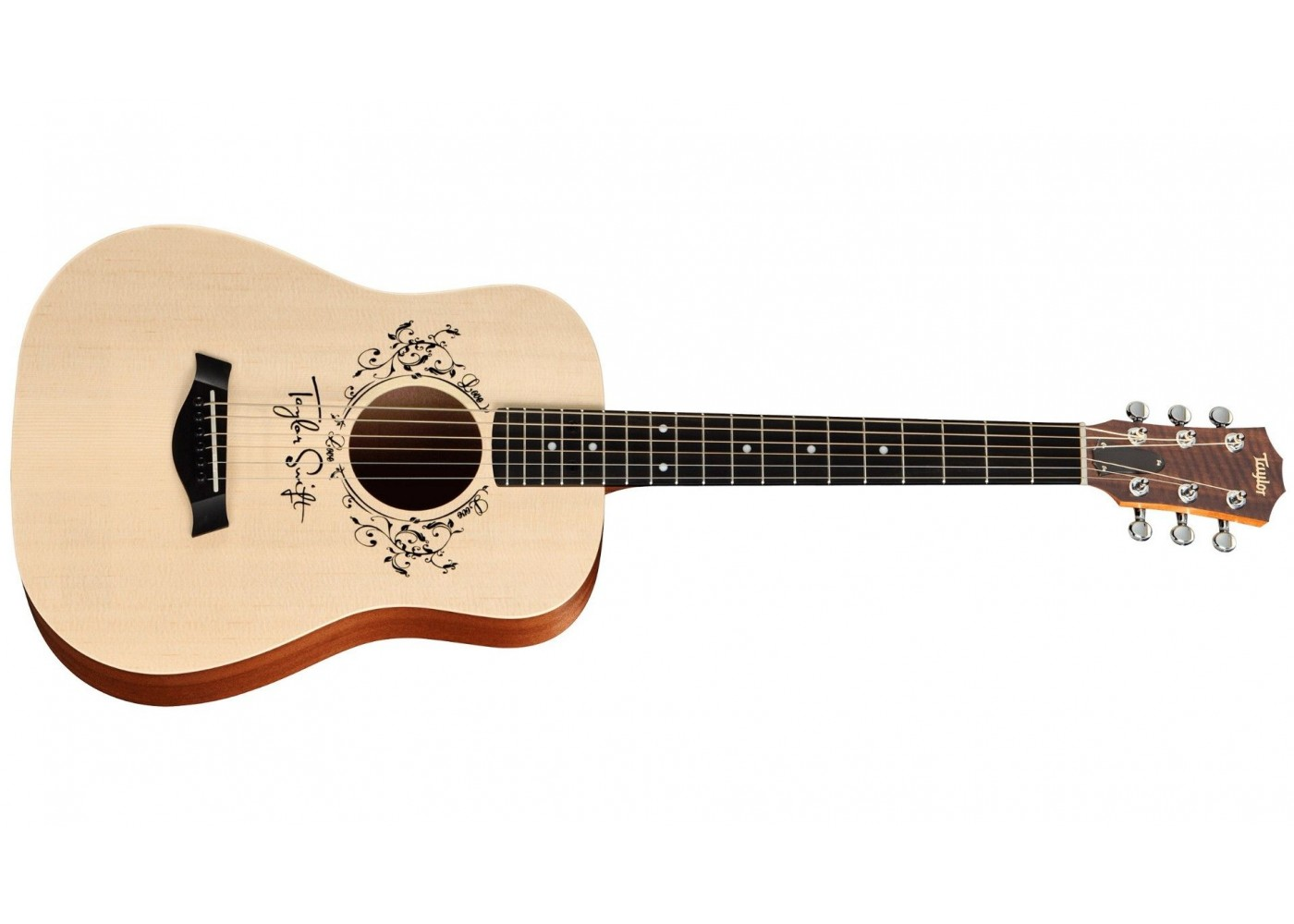 Taylor Taylor Swift Baby Taylor Acoustic-Electric Guitar |Taylor Swifts Acoustic Guitar