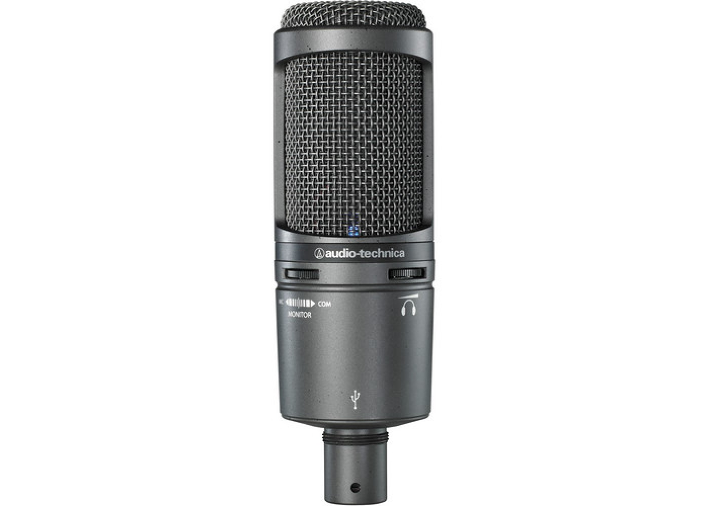 audio technica at2020 usb plus cardioid studio condenser microphone with usb output. Black Bedroom Furniture Sets. Home Design Ideas