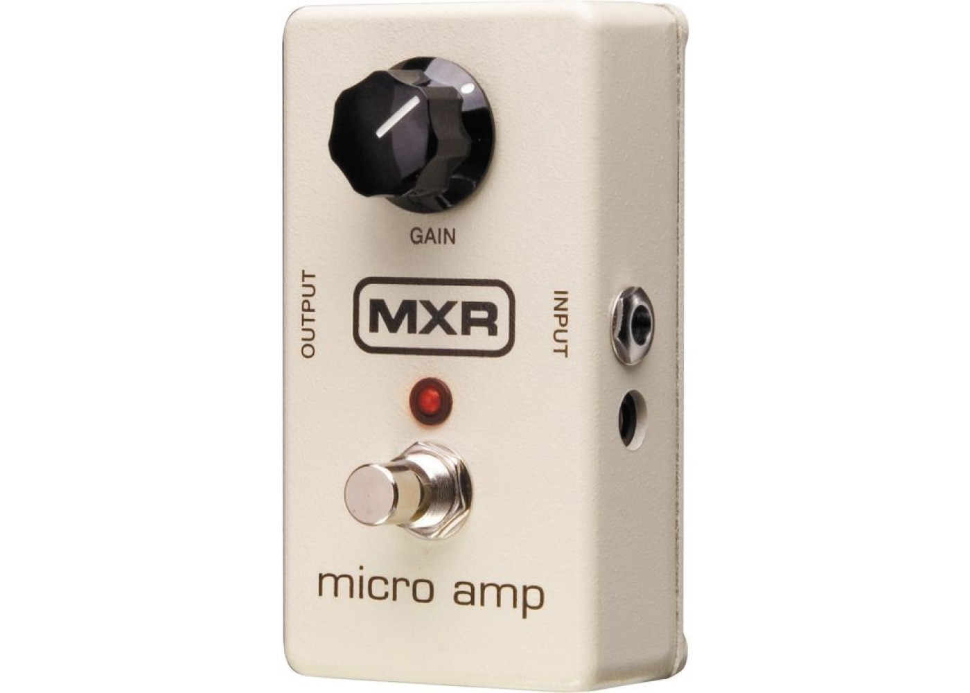 mxr m 133 micro amp electric guitar effects pedal. Black Bedroom Furniture Sets. Home Design Ideas
