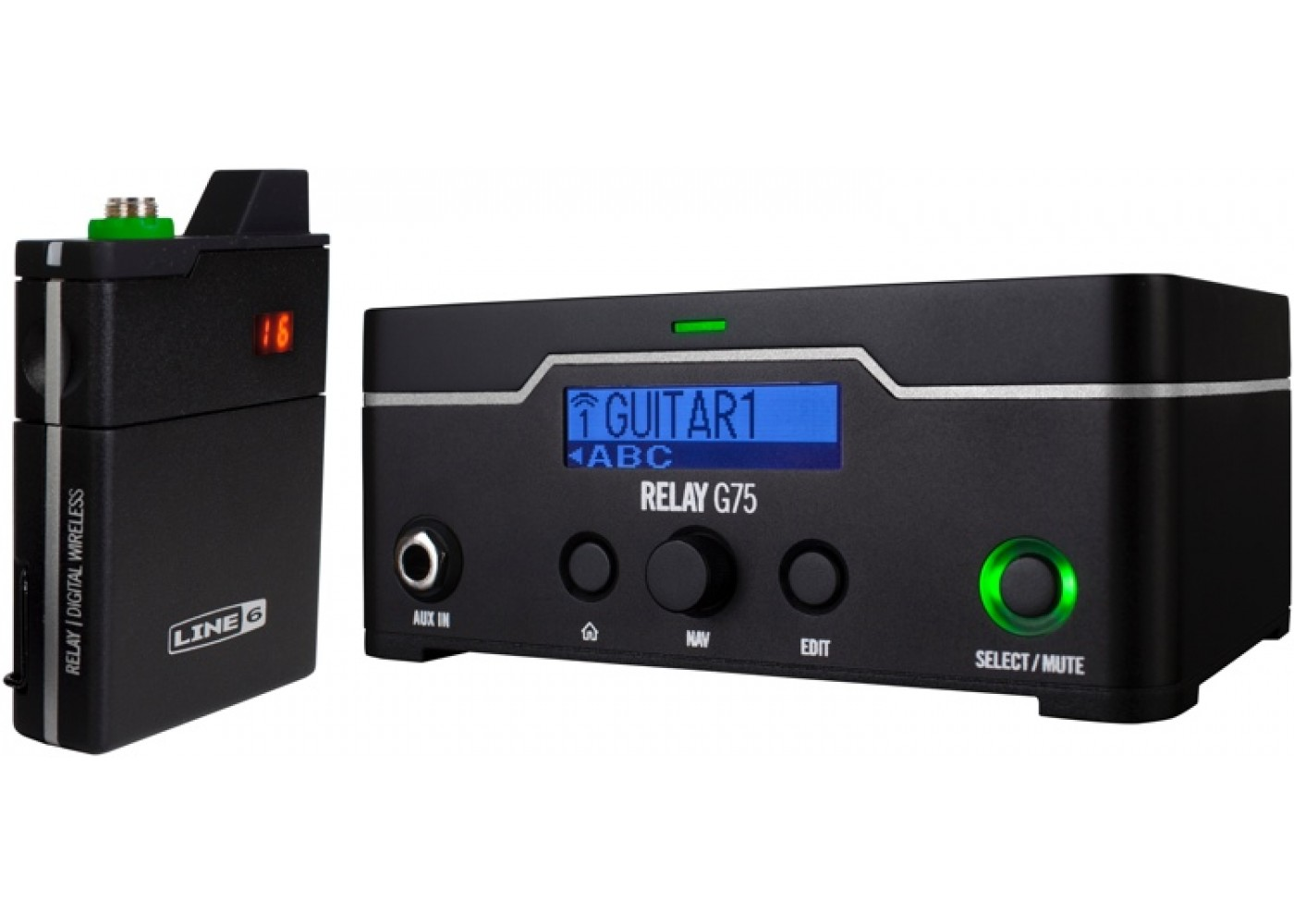 Relayg Large X on G70 Line 6 Wireless System