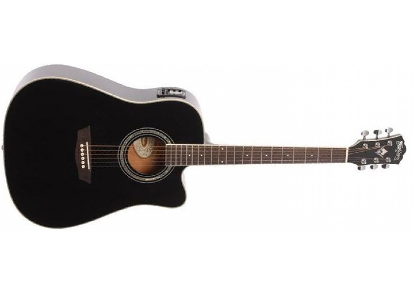 washburn wd5sce eb electric acoustic guitar b stock. Black Bedroom Furniture Sets. Home Design Ideas