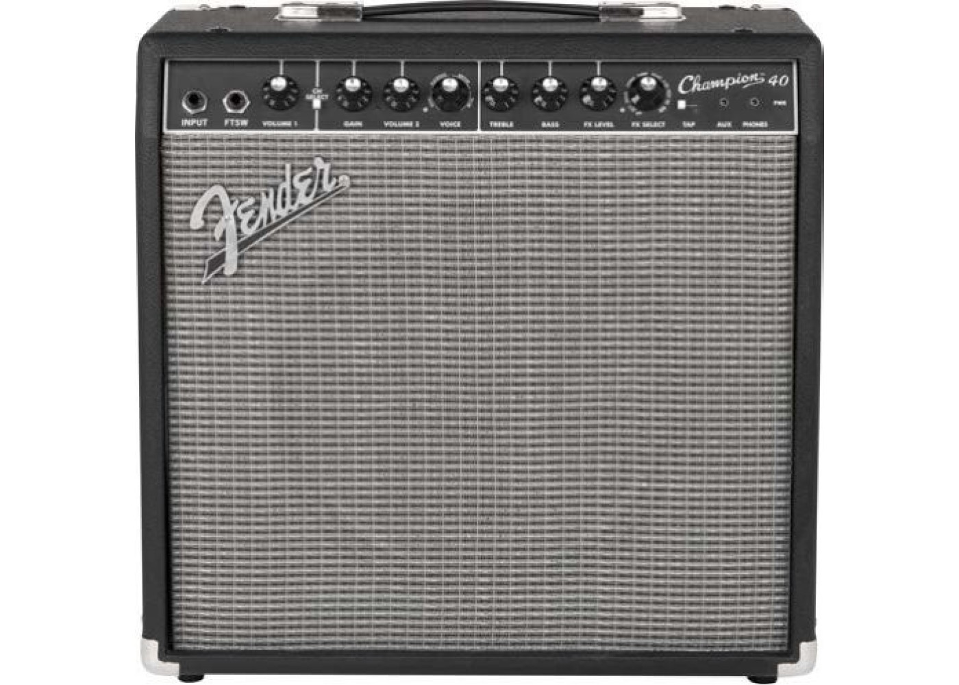 fender champion 40 40w guitar combo amp with effects. Black Bedroom Furniture Sets. Home Design Ideas