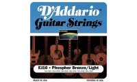 D  Addario  EJ16  Acoustic  Guitar  Strings..