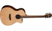 Open Box - Washburn WLG16SCE Woodline Solid Cedar ..