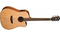 Washburn All Solid Wood WD150SWCE Acoustic Electri..