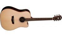 Washburn WD250SWCE  All Solid Wood Acoustic Electr..
