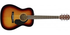 Fender CC60S Acoustic Guitar Indian Laurel Fretboard 3-Color Sunburst