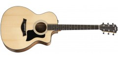 Taylor 114CE Grand Auditorium Cutaway Electric Aco..