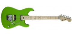 Open Box - Charvel Pro Mod San Dimas Style 1 Electric Guitar Slime Green