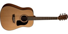 Demo - Washburn AD5K Dreadnought Acoustic Select Solid Spruce Top