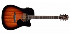 Alvarez  AD66CESB  Acoustic  Electric  Guitar  Sunburst  Finish