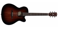 Alvarez AF66CESHB Solid Top Acoustic Electric Guitar Shadow Burst