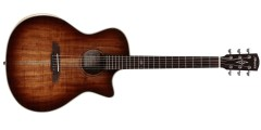 Alvarez AGA99CEARSHB Acoustic Electric Guitar Natural Acacia Finish