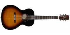 Alvarez DELTA00-TSB Jazz and Blues Series 14th Fret Acoustic Solid Sitka Sp