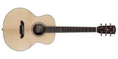 Alvarez LJ2E Little Jumbo Acoustic Electric Travel Size Guitar Natural Fini