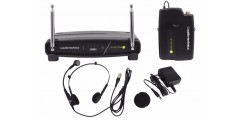 Audio Technica ATW-901-H Wireless Headworn Microph..