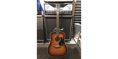 Used - Vintage 1970's  Epiphone FT160 12 String Acoustic Guitar