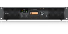 Behringer Ultra Lightweight 1000 Watt Class D Power Amplifier with DSP Cont