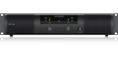 Behringer Ultra Lightweight 1000 Watt Class D Power Amplifier with SmartSen