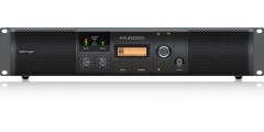 Behringer Ultra Lightweight 3000 Watt Class D Power Amplifier with DSP Cont