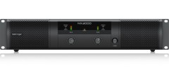 Behringer Ultra Lightweight 3000 Watt Class D Power Amplifier with SmartSen