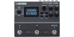 Boss RV-500 Reverb Effects Pedal..