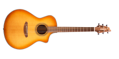 Breedlove Signature Concert Copper Cutaway Acoustic Electric Guitar $100 Pr
