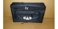 CAD Audio Padded Rack Bag for 2 Wireless Systems a..