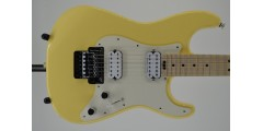 Demo -Charvel Pro-Mod So-Cal Style 1 HH FR M Vintage White SN MC193210