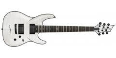 Diamond BARSTF-TWH Barchetta Electric Guitar Mahogany body Trans White